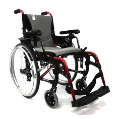 S-305 Ergonomic Ultra Lightweight Wheelchair