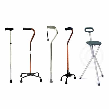All Walking Canes Quad Cane