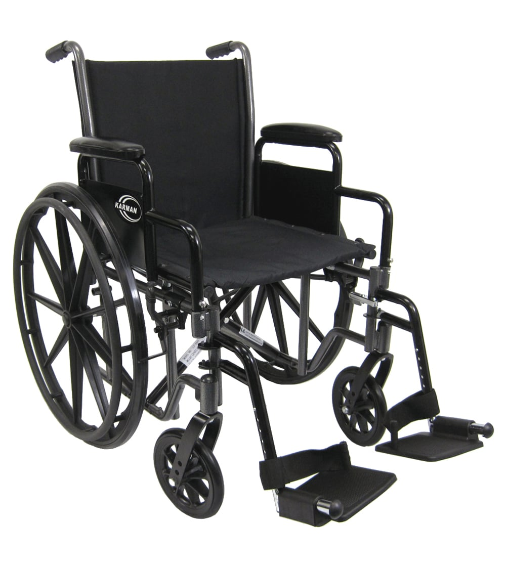 Lt 700t 36 Lbs Wheelchair With Removable Armrests K0003