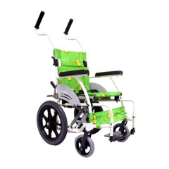 Pediatric Wheelchair Front View