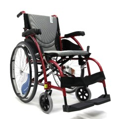 S-105 Ergonomic Ultra Lightweight Wheelchair