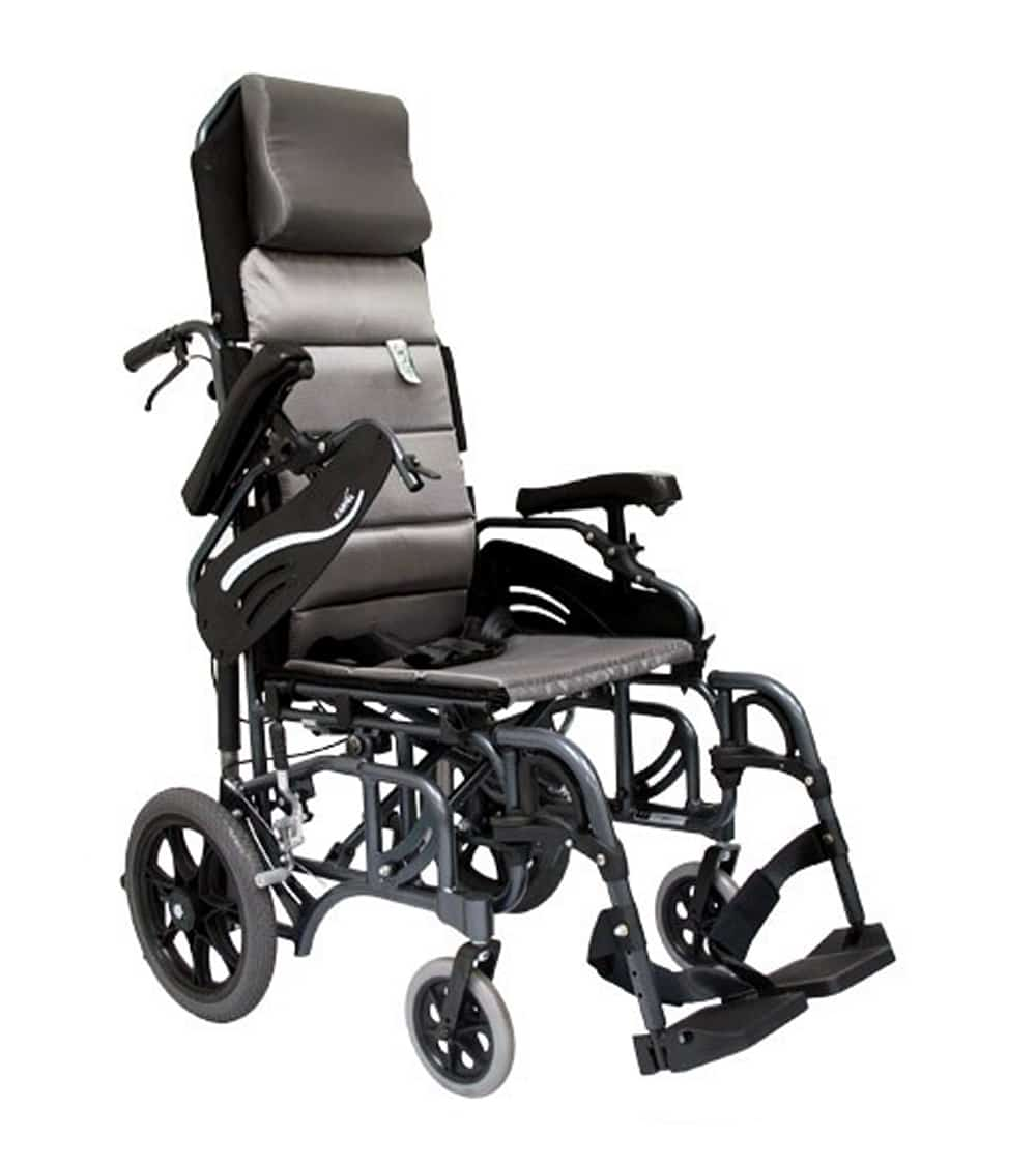 Reclining Back Wheelchair