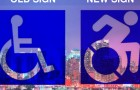 Wheelchair-accessible signs to get facelift in New York